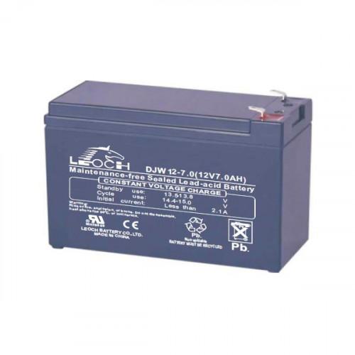 Аккумулятор Leoch DJW12-7,0