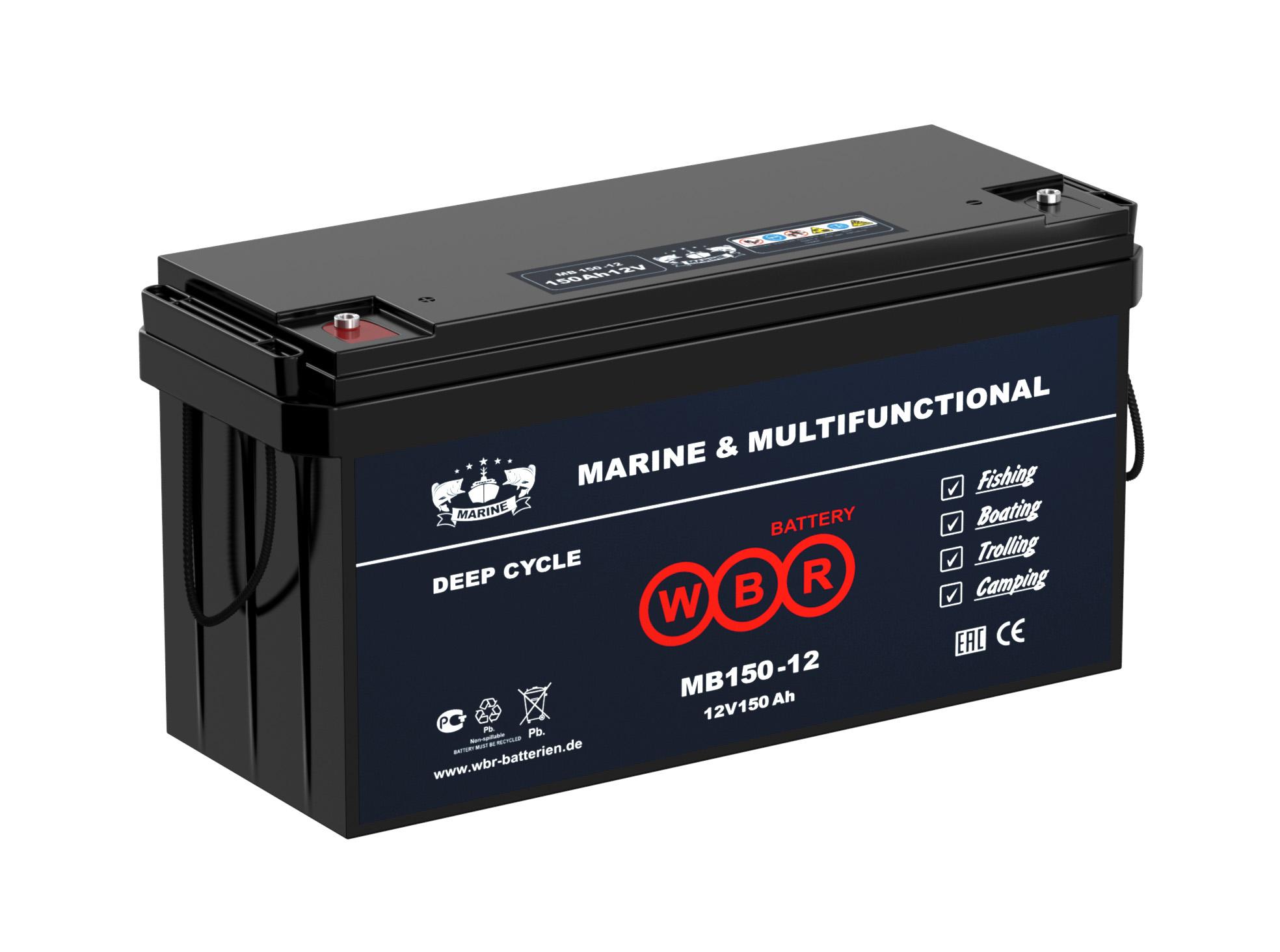 Аккумулятор WBR MB 150-12