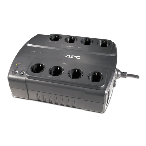 Аккумулятор для ИБП APC Power-Saving Back-UPS ES 8 Outlet 700VA 230V CEE 7/7