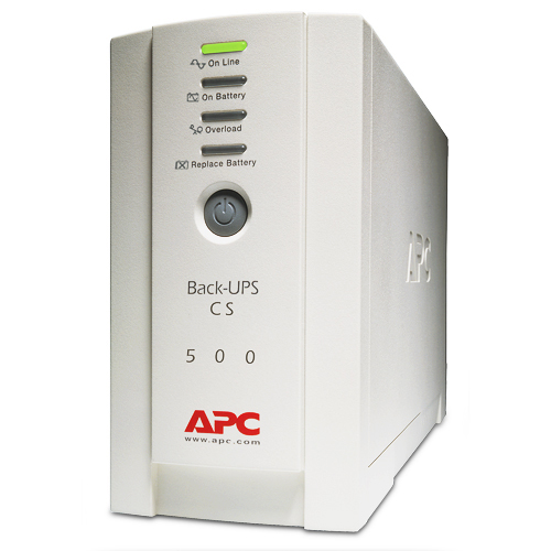 Аккумулятор для ИБП APC Power-Saving Back-UPS ES 8 Outlet 550VA 230V CEE 7/7