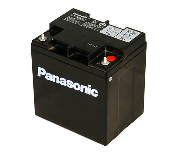 Аккумулятор Panasonic LC-P1224APG