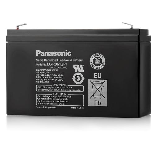 Аккумулятор Panasonic LC-R0612P