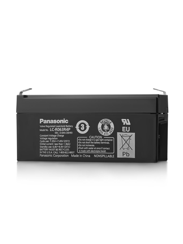 Аккумулятор Panasonic LC-R063R4P