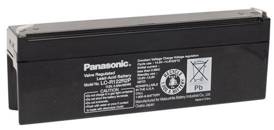 Аккумулятор Panasonic LC-R122R2P