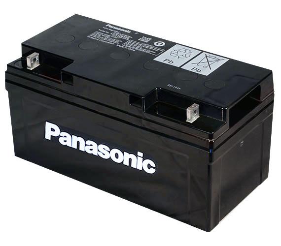 Аккумулятор Panasonic LC-X1265P