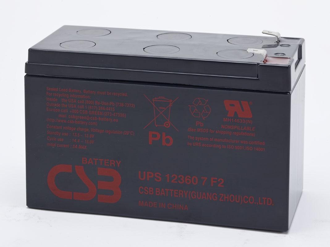 Аккумулятор CSB UPS123607