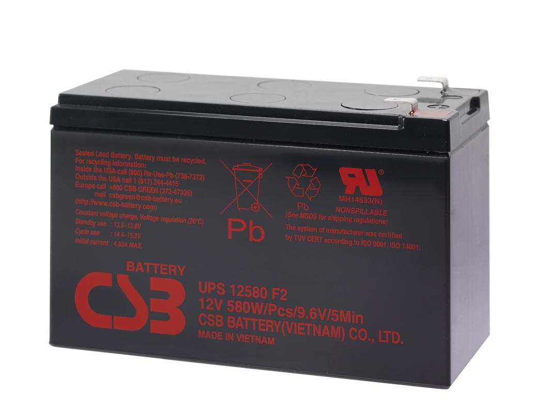 Аккумулятор CSB UPS12580