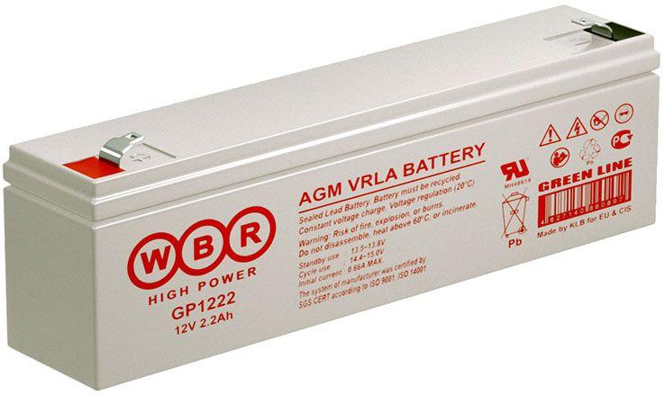 Аккумулятор WBR GP1222