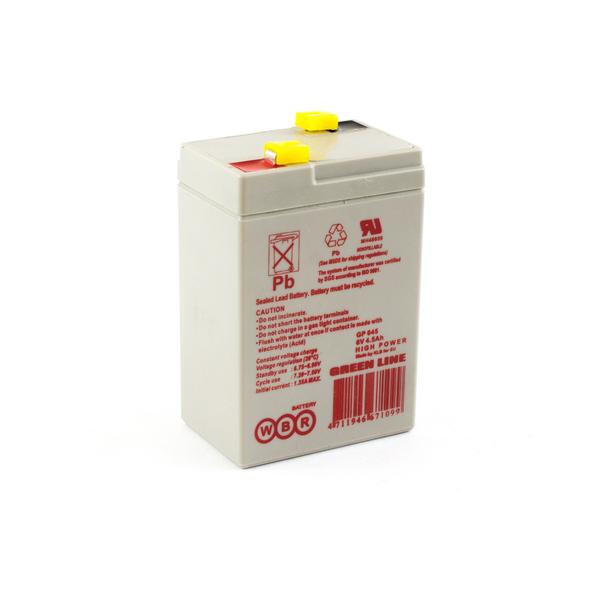 Аккумулятор WBR GP645