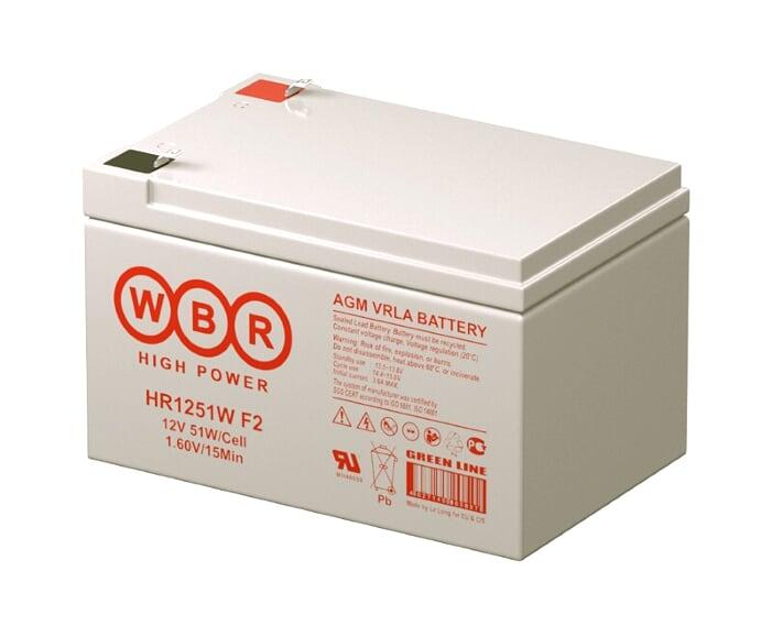 Аккумулятор WBR HR1251W
