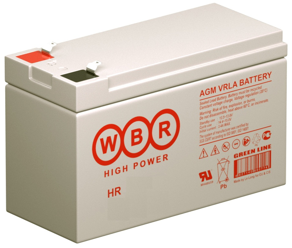 Аккумулятор WBR HR1270W
