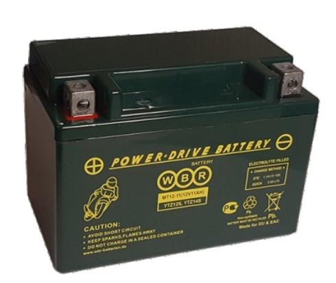 Аккумулятор WBR MT12-11