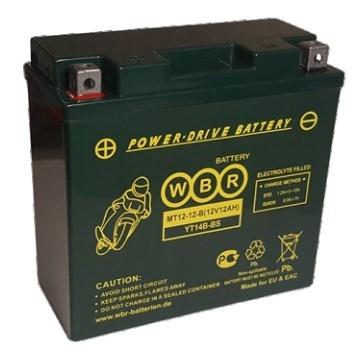 Аккумулятор WBR MT12-12-B
