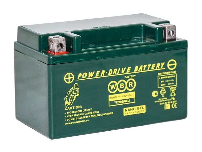 Аккумулятор WBR MTG 12-10-A