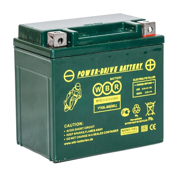 Аккумулятор WBR MTG 12-5