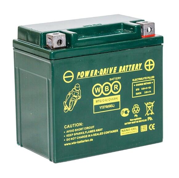 Аккумулятор WBR MTG 12-6